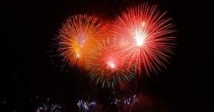 Feuerwerk Paderborn