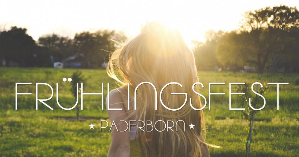 Frühlingsfest Paderborn