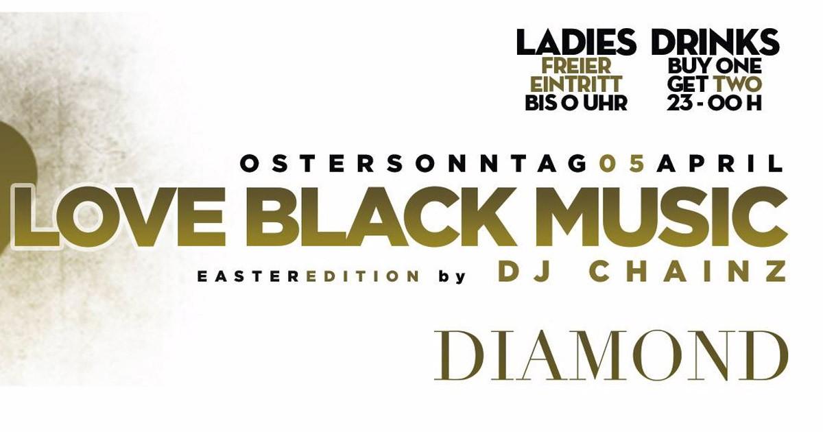 We Love Black Music Diamond Paderborn