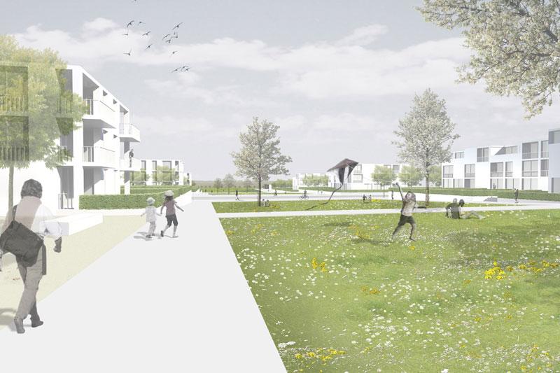 Architekt Paderborn die springbach höfe 600 neue wohnungen für paderborn