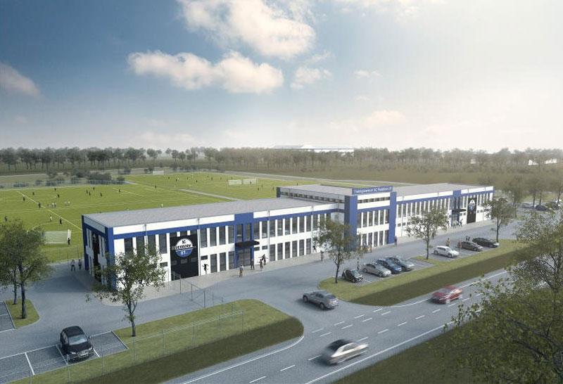Trainingszentrum SC Paderborn