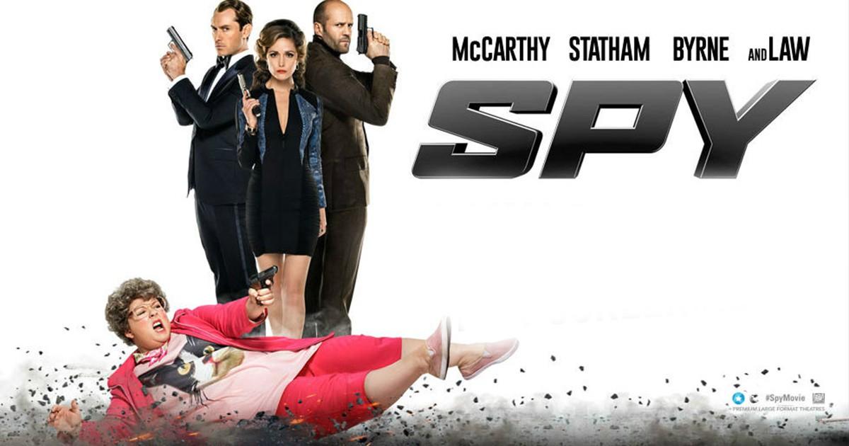 Spy - Susan Cooper Undercover im Kino Paderborn
