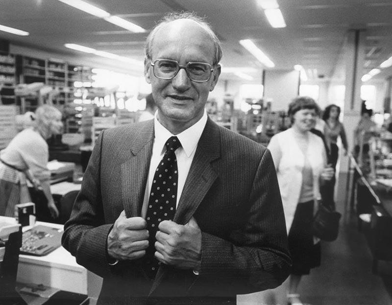 Heinz Nixdorf Computer-Unternehmer