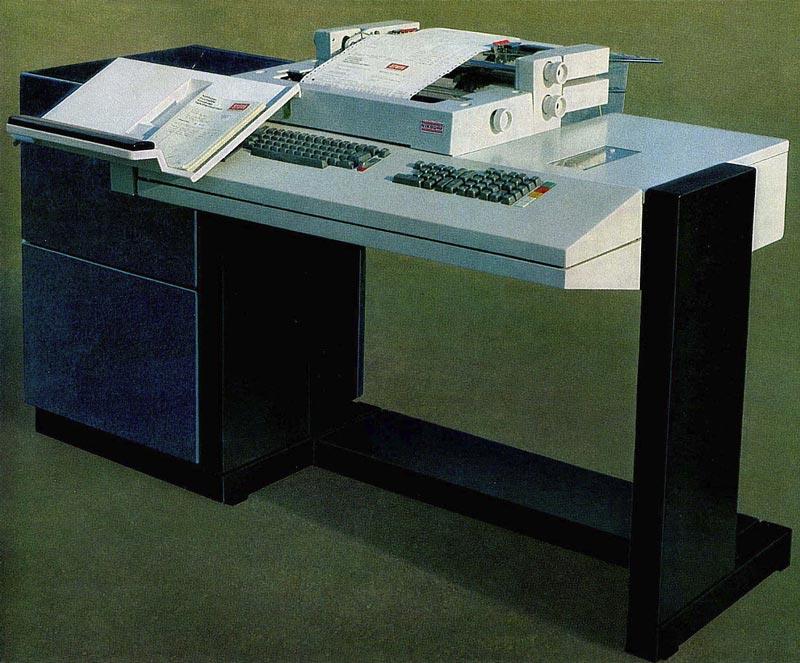 Tischrechner Nixdorf 820