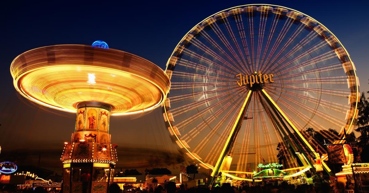 Libori zählt zu den 10 größten Volksfesten Deutschlands