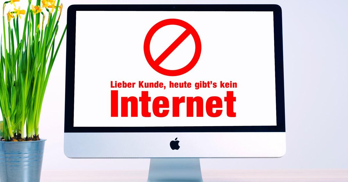 Paderborn Internet Störung Unitymedia
