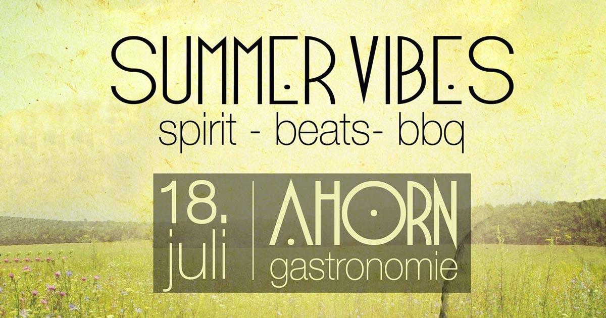 Summer Vibes Paderborn 2015