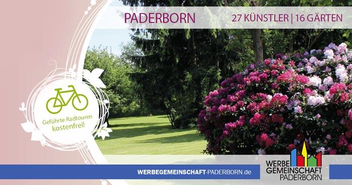 Kunst trifft Garten Paderborn