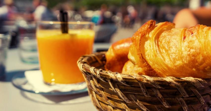 Frühstücken an Neujahr in Paderborn