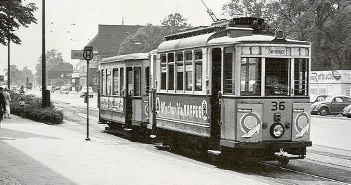Straßenbahn in Paderborn