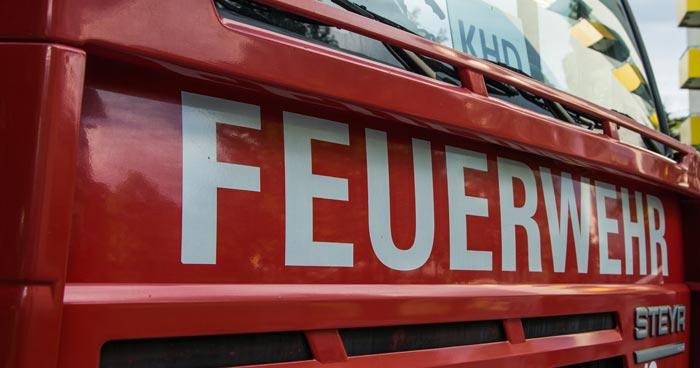 Feuerwehr Paderborn
