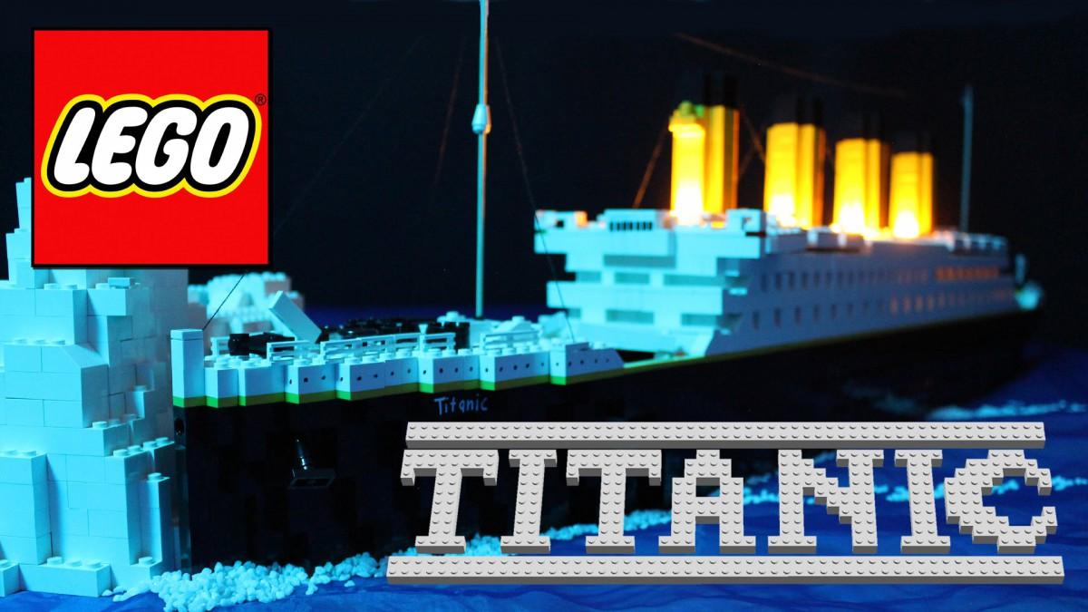 Titanic Lego-Film Paderborn
