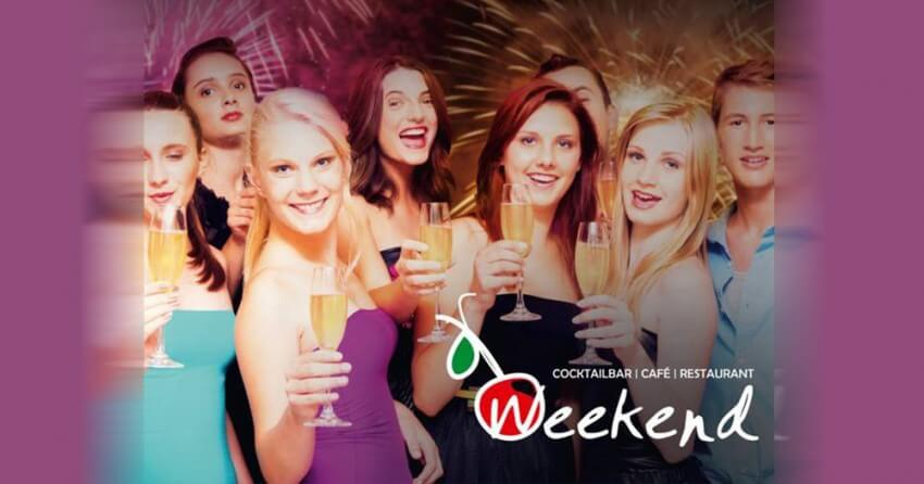 Silvester Party im Weekend
