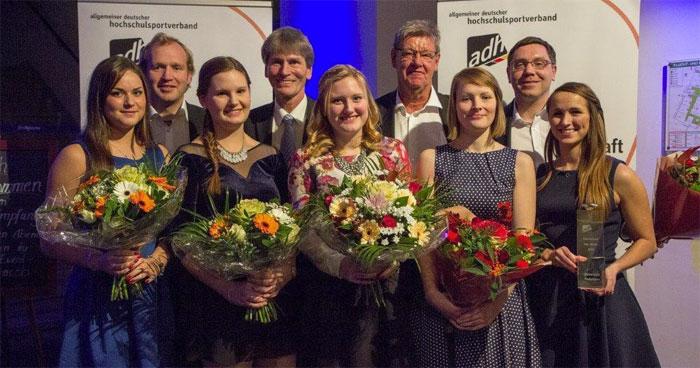Bester Hochschulsport 2015 Uni Paderborn
