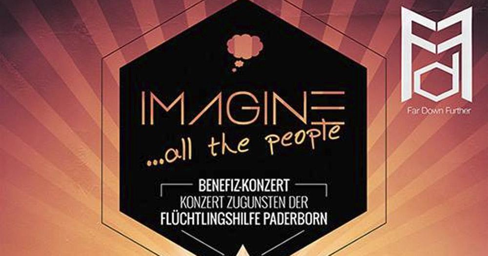 Imagine all the people - Benefitzkonzert Paderborn Kulturwerkstatt