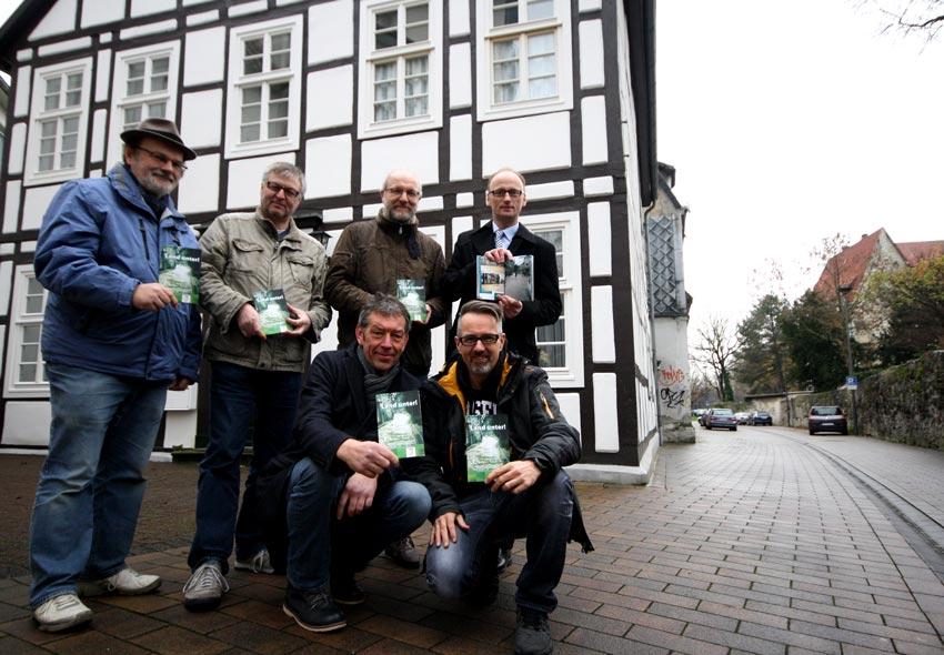 """""""Land unter!"""" - Hochwasser-Bildband Paderborn"""