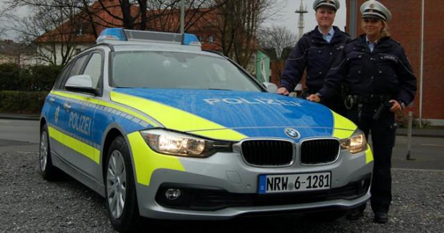 Neue Polizei-Autos Paderborn