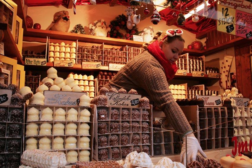 Weihnachtsmarkt Paderborn Stände