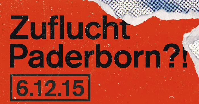 Zuflucht Paderborn Theater