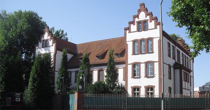 Alanbrooke Kaserne Paderborn