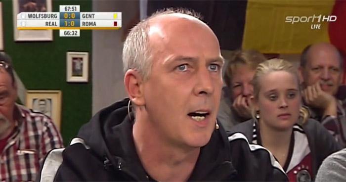 Mario Basler Kritik an Finke wegen Effenberg