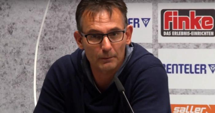 Michael Born SC Paderborn entlassen