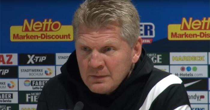 Stefan Effenberg Trainer-Lizenz ungültig SC Paderborn