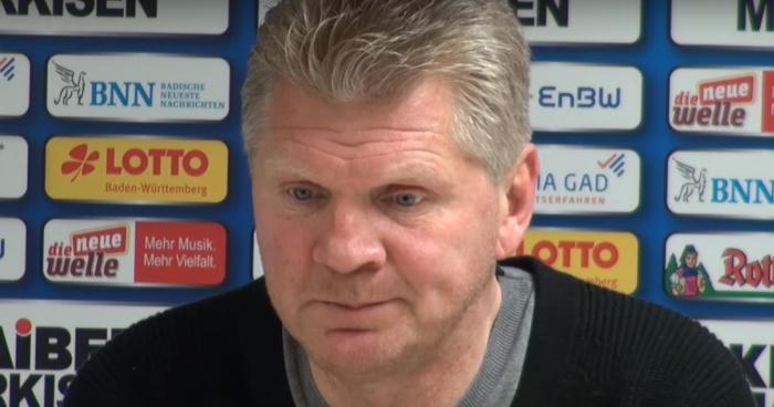 Stefan Effenberg entlassen SC Paderborn