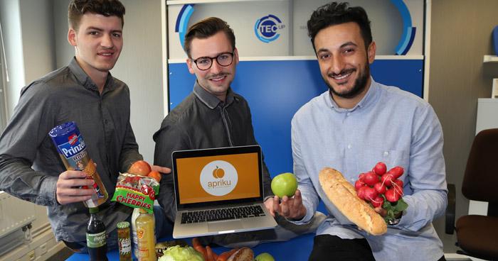 Apriku Paderborn App günstige Lebensmittel-Angebote
