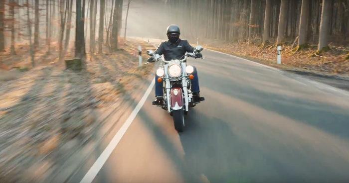 Motorrad Paderborner Land Video