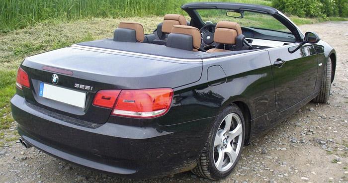 BMW Cabriolet Paderborn