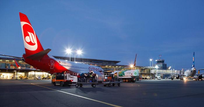 Flughafen Paderborn Terminal