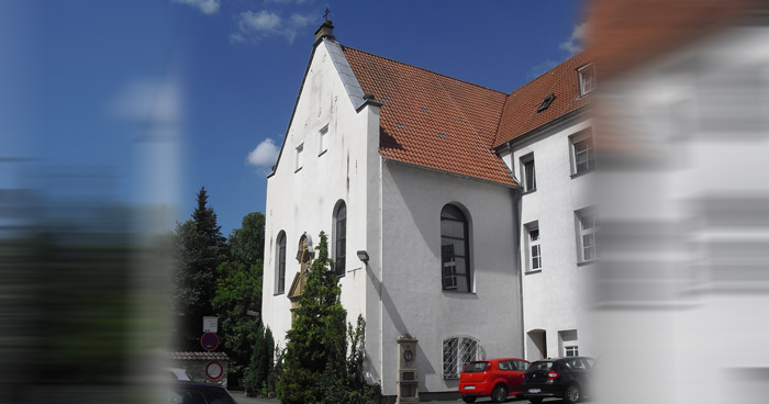 Kirche des Landeshospitals Paderborn