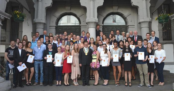 Paderborn beste Abiturienten 2016