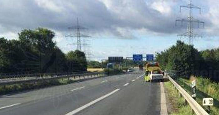 Schnecken Trabi Unfall Paderborn