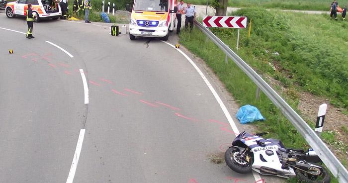Unfall Motorrad Haaren Fürstenberg