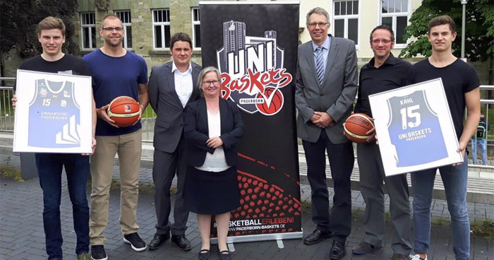 Uni Baskets Paderborn Partnerschaft