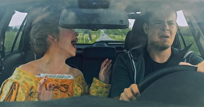 Be smarter than your phone - Polizei Videos Studenten