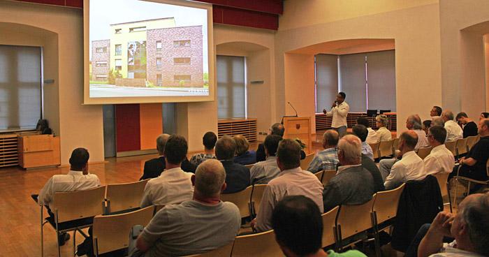 Geförderter Wohnungsbau Paderborn Vortrag Juli 2016