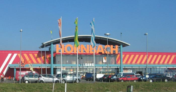 Neu Hornbach Drive-In Paderborn Stadion