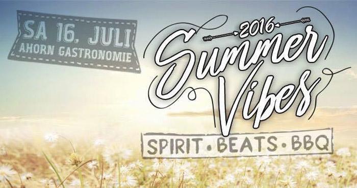 Summer Vibes 2016 Paderborn Ahorn-Sportpark