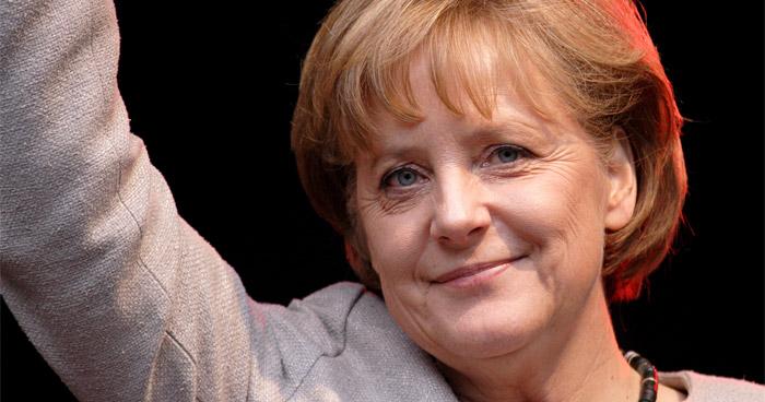 Angela Merkel Paderborn