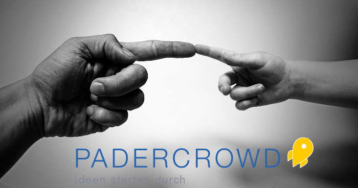 Padercrowd Projekte