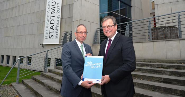 418.000 Euro für das Stadt- und Residenzmuseum Paderborn