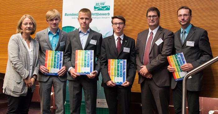 Bundesumweltwettbewerb Sieger Paderborn
