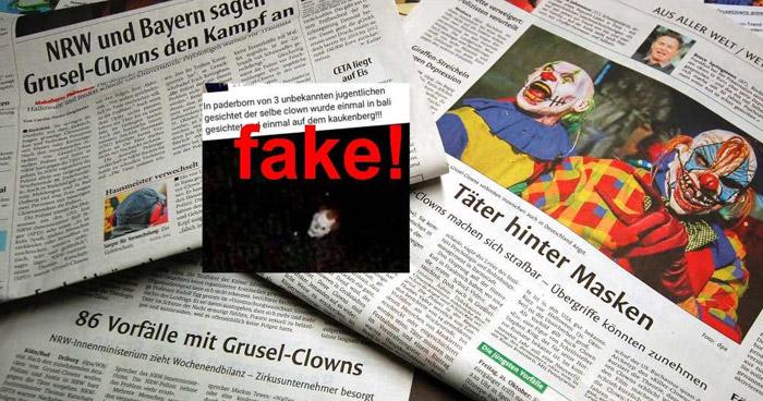 Horror Clowns Paderborn