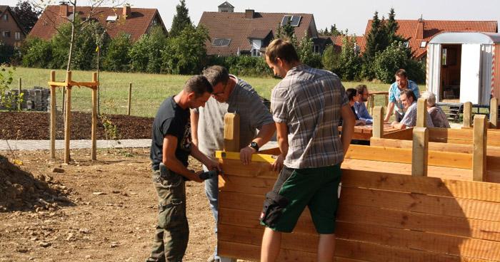 Urban Gardening Paderborn