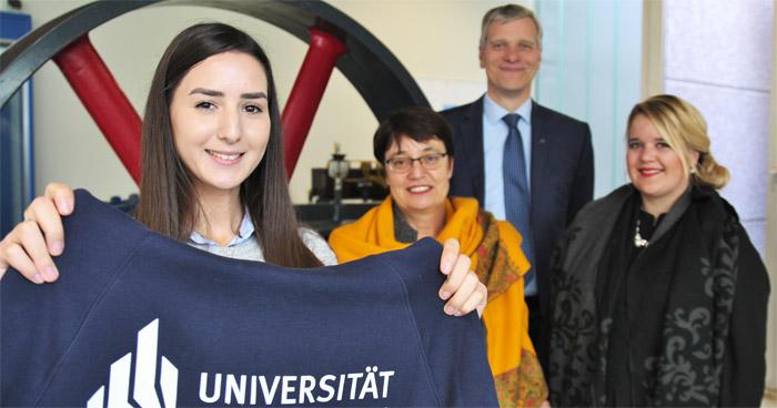 Uni Paderborn über 20.000 Studierende