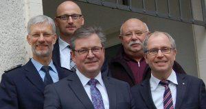 B.O.S.S.-Wache Paderborn verstärkt