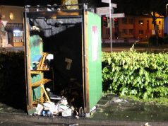 Give-Box Paderborn abgebrannt-2017